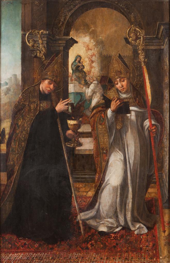 660px-São_Bento_e_São_Bernardo_(1542)_-_Diogo_de_Contreiras